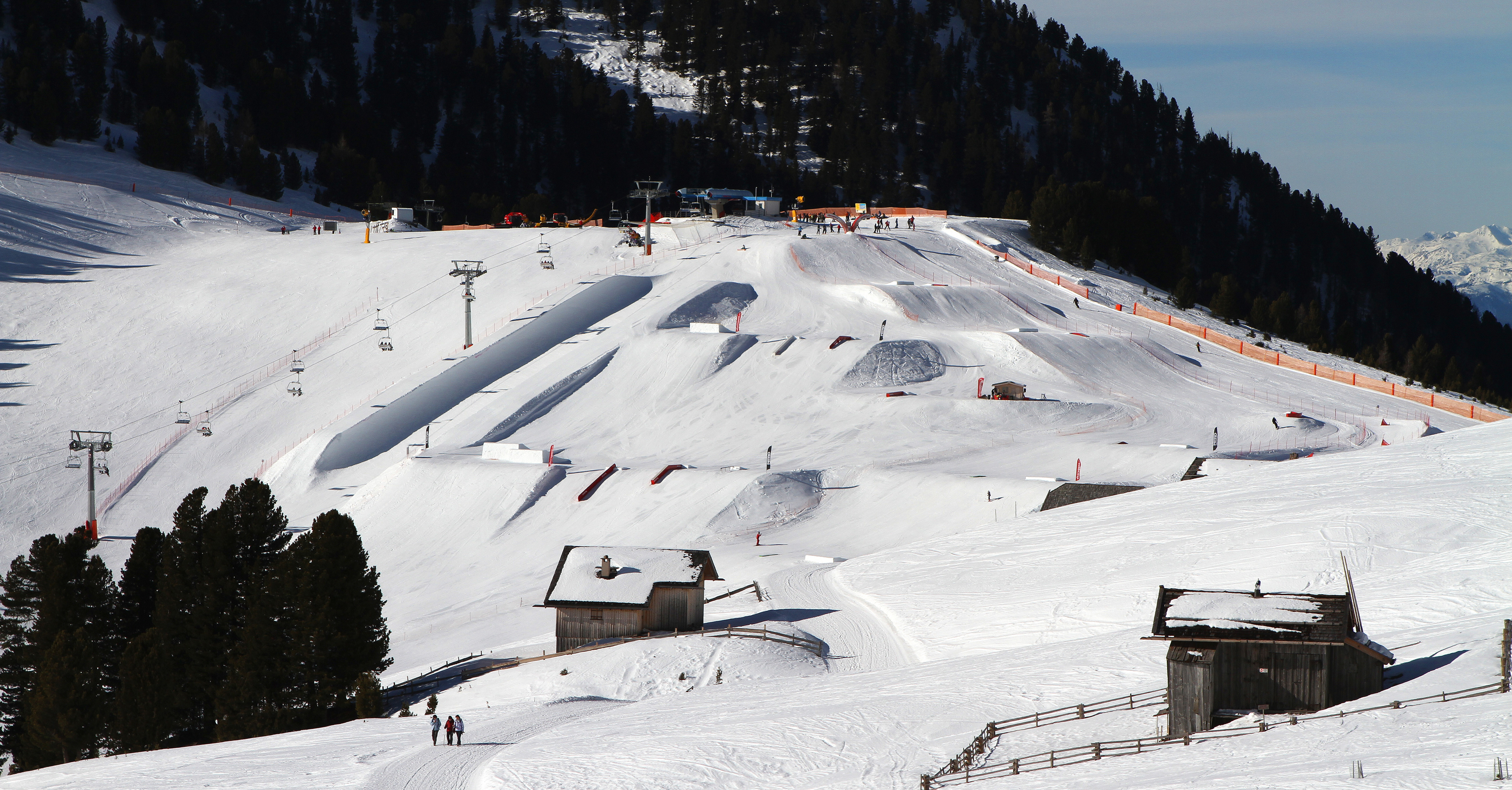Nova Ponente/Obereggen Οδηγός Χιονοδρομικού Κέντρου