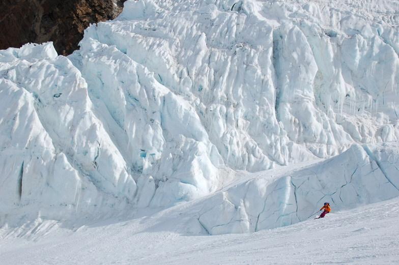 Gressoney-la-Trinite snow