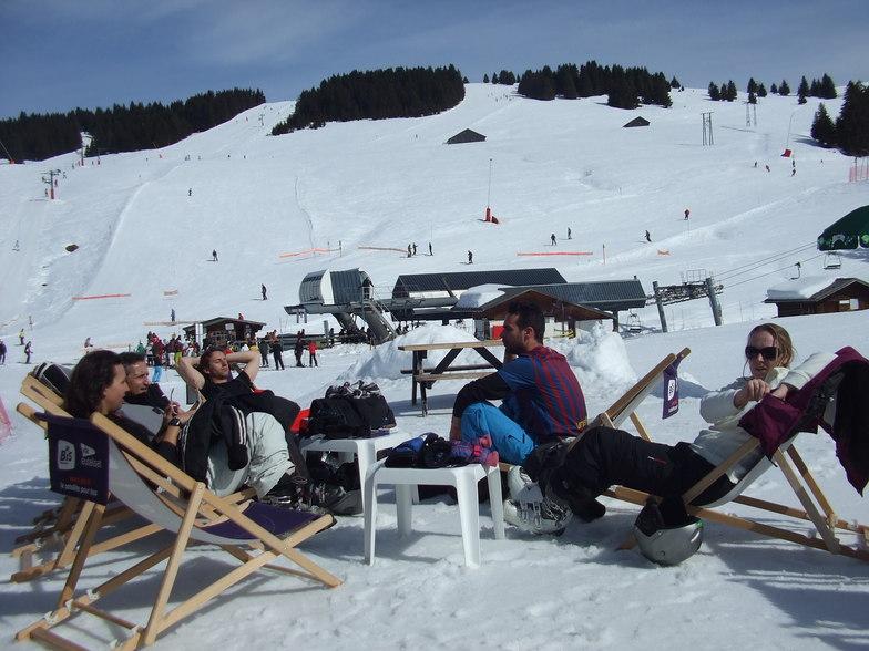 Vallée de Joux snow