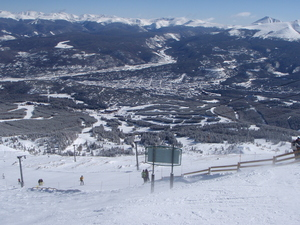 Windy T-bar, Breckenridge photo