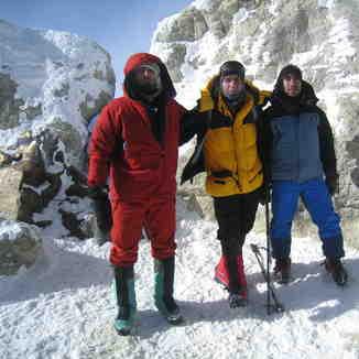 sood sarasari damavand 90, Mount Damavand