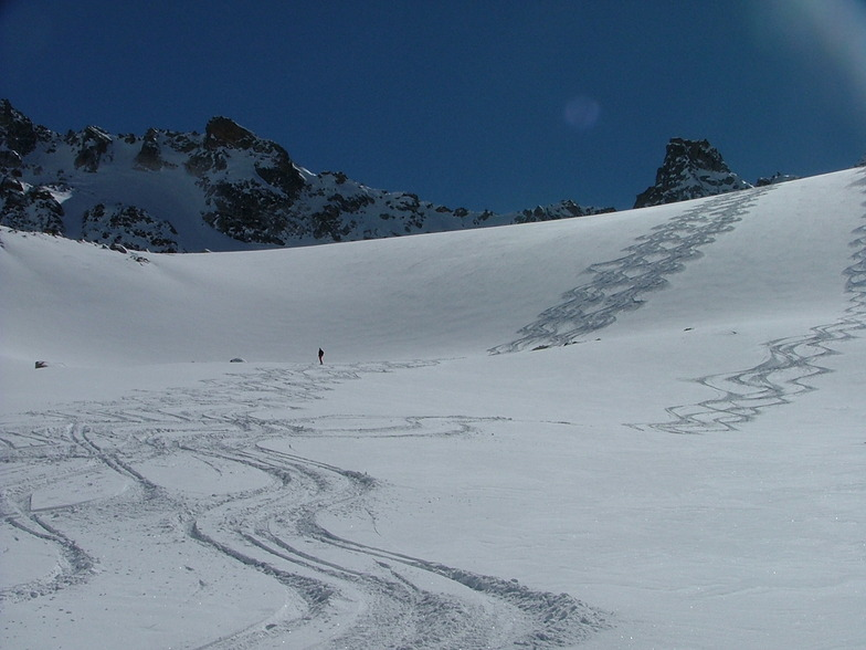 Himachal Pradesh - India Feb 06, Himalaya Heliski