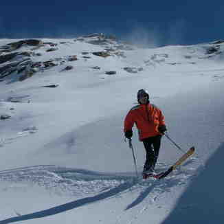 Himachal Pradesh Feb 06, Manali (Himachal Heli-Ski)