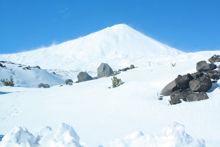 volcan, Antuco