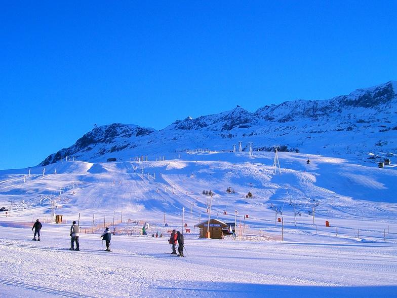 Easy runnings, Alpe d'Huez