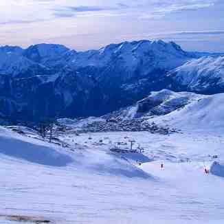 The Setting Sun, Alpe d'Huez