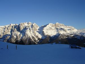 Early evening at the Dolomites !, Madonna di Campiglio photo