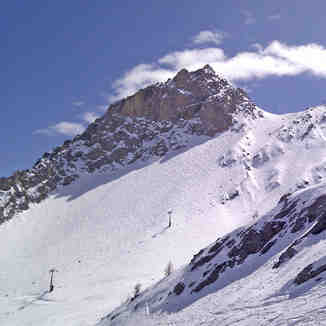 Spring skiing in Serre Chevalier