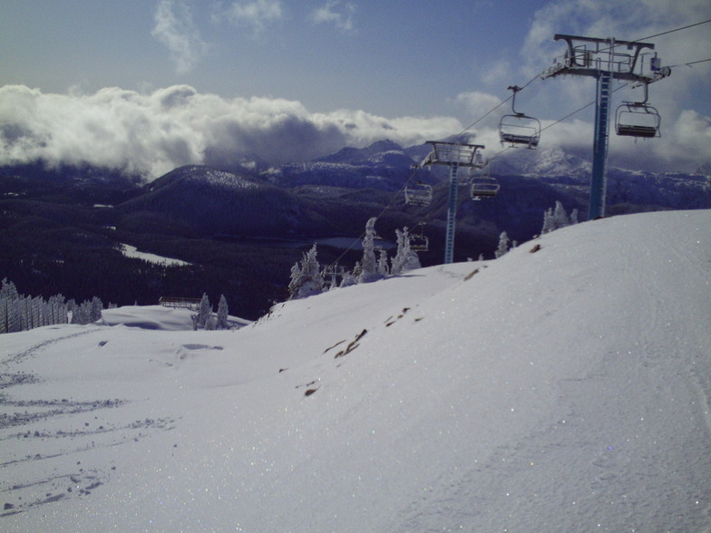 pre-season, Mount Washington