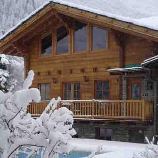 Chalet Alpina, La Thuile
