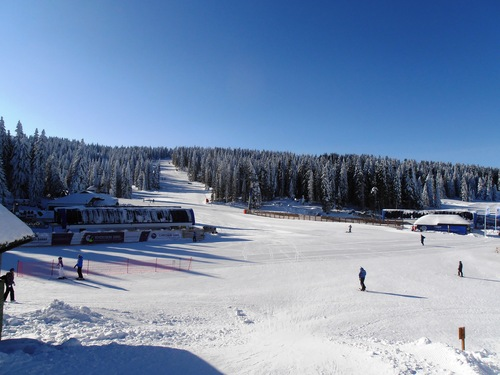 Kopaonik Ski Resort by: Bjorn