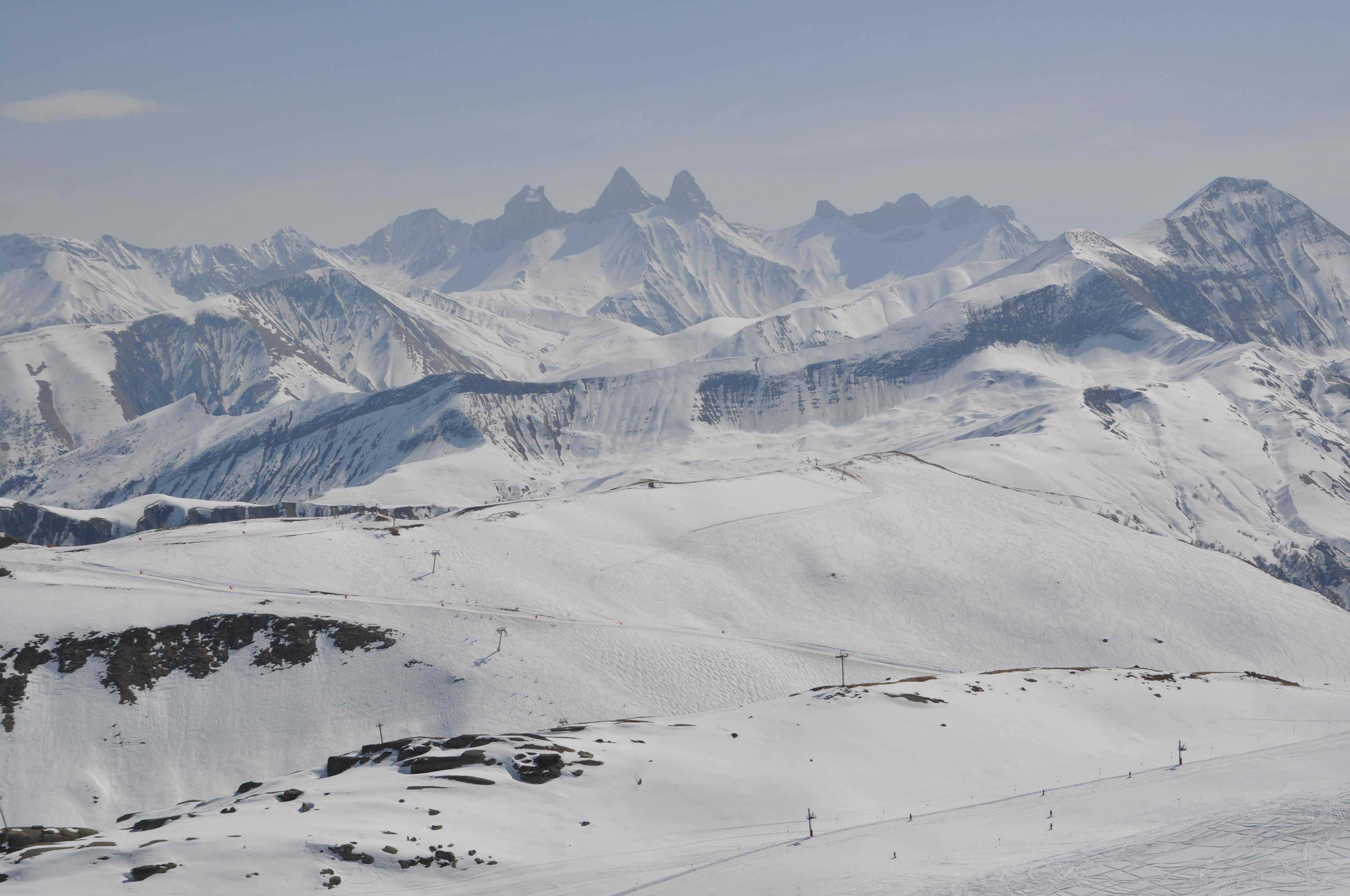 Le Corbier (Les Sybelles) Reiseführer Skiort