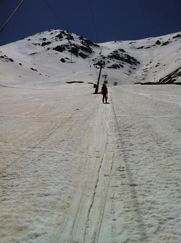 Bozdag Ski Resort by: murat Sezak