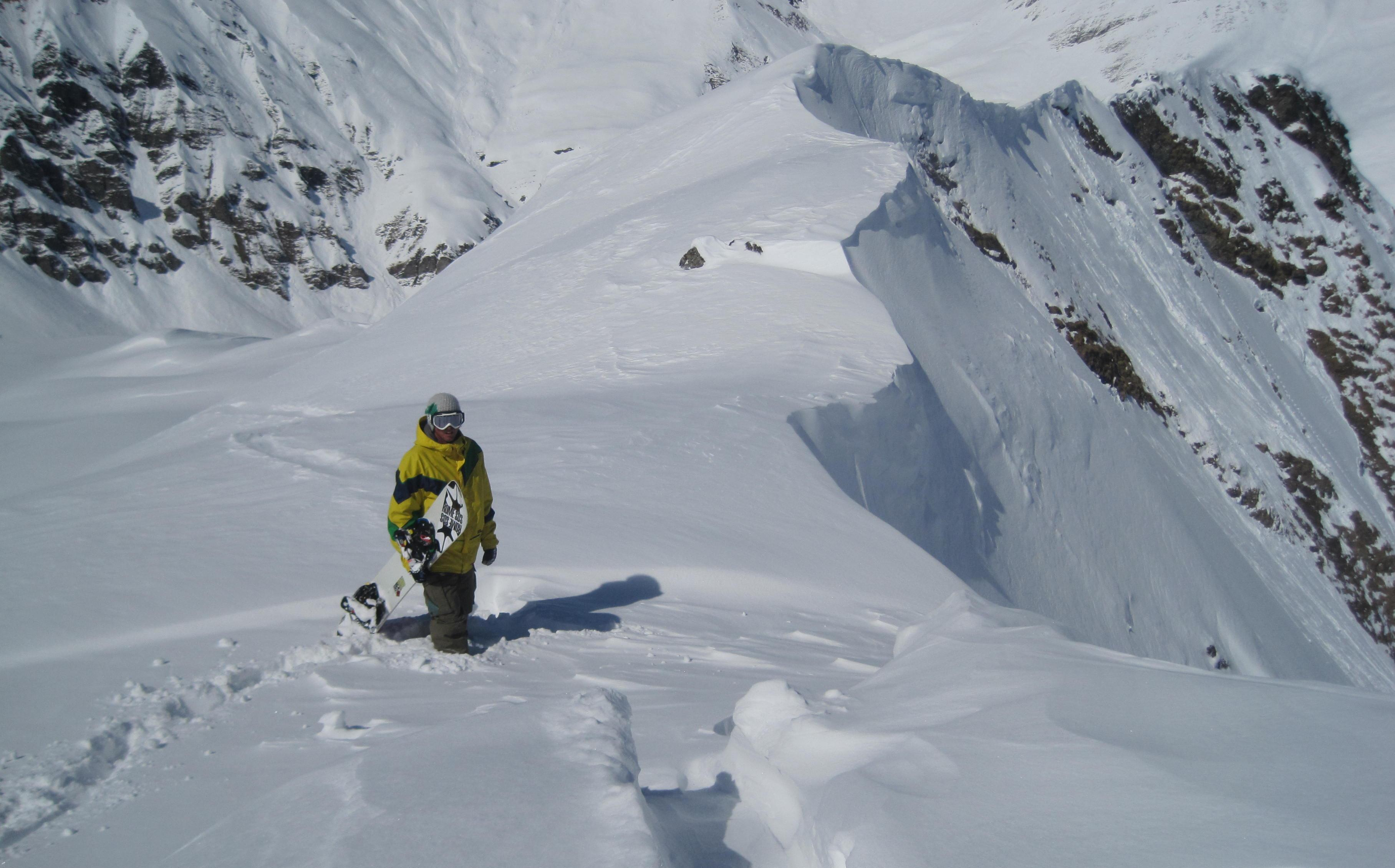 Hintertux March Sessions
