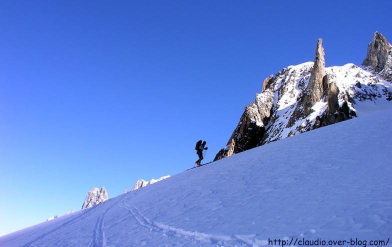 glacier des Périades, Chamonix