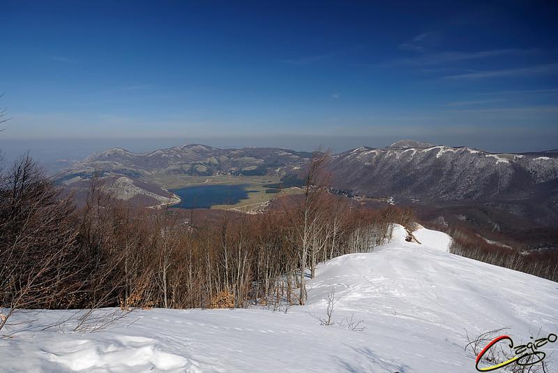 Laceno Snow
