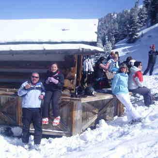 Pre-Ski Drinking, Ochsengarten