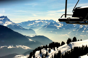 Leysin Valley photo
