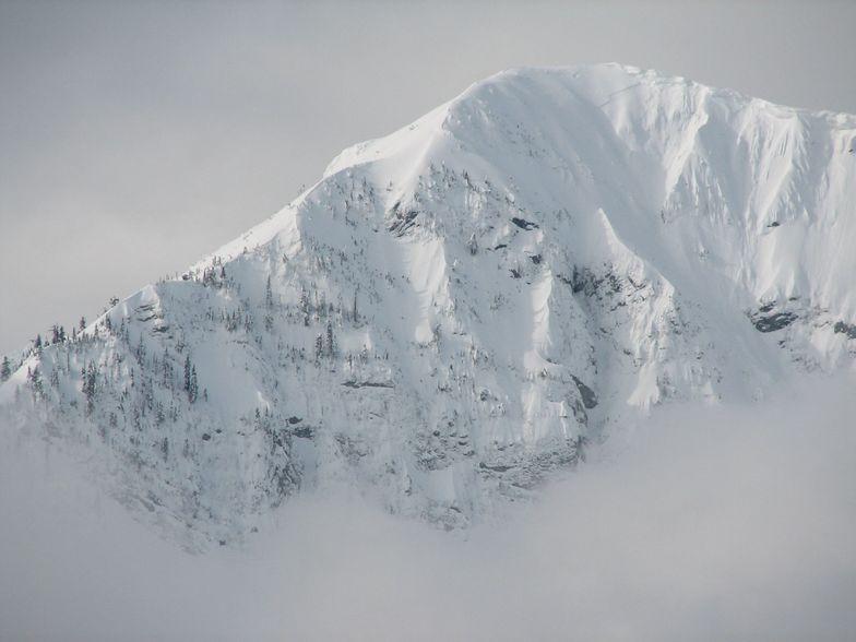 Polar peak, Fernie, BC