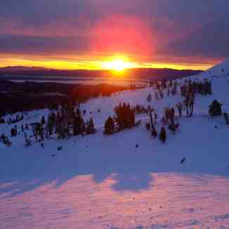 Sunrise, Mt Bachelor