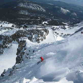 Hangman's Hollow, April 15, 2012, Mammoth Mountain