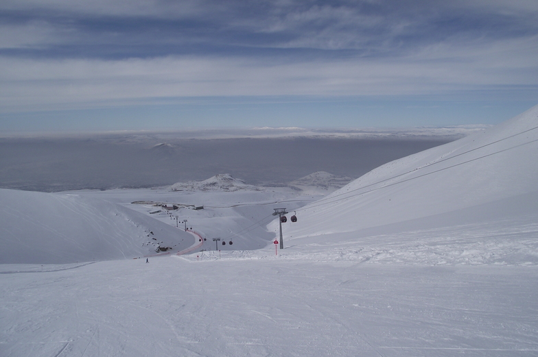 Mt.Erciyes Gondol Pist., Erciyes Ski Resort