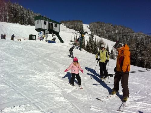 Mt Spokane Ski and Snowboard Park Ski Resort by: Christina Oscarson