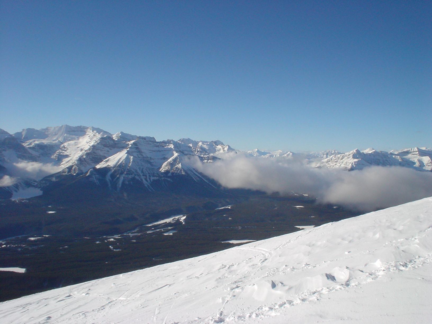 Lake Louise Jan 06 (summit)