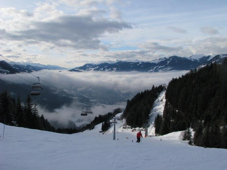 St Johann-Alpendorf snow