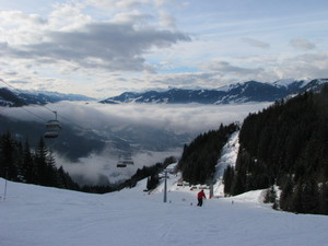 last run in the day, St Johann-Alpendorf photo