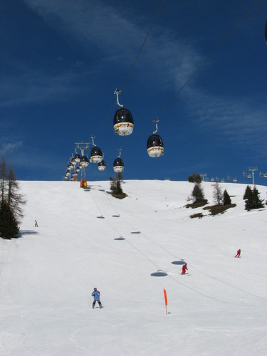 Kronplatz Ski Resort by: Alexandros Panayiotou
