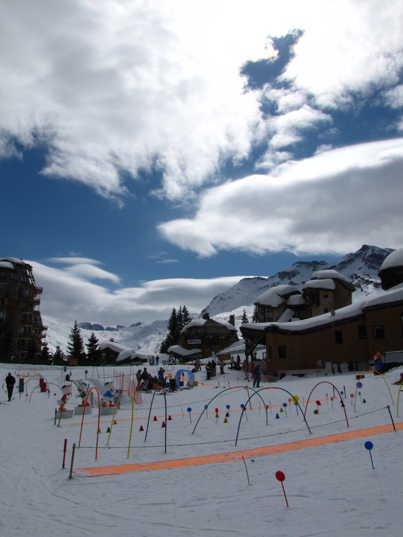 childrens place, Avoriaz