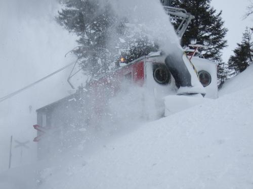 Wengen Ski Resort by: Liz Woodhead