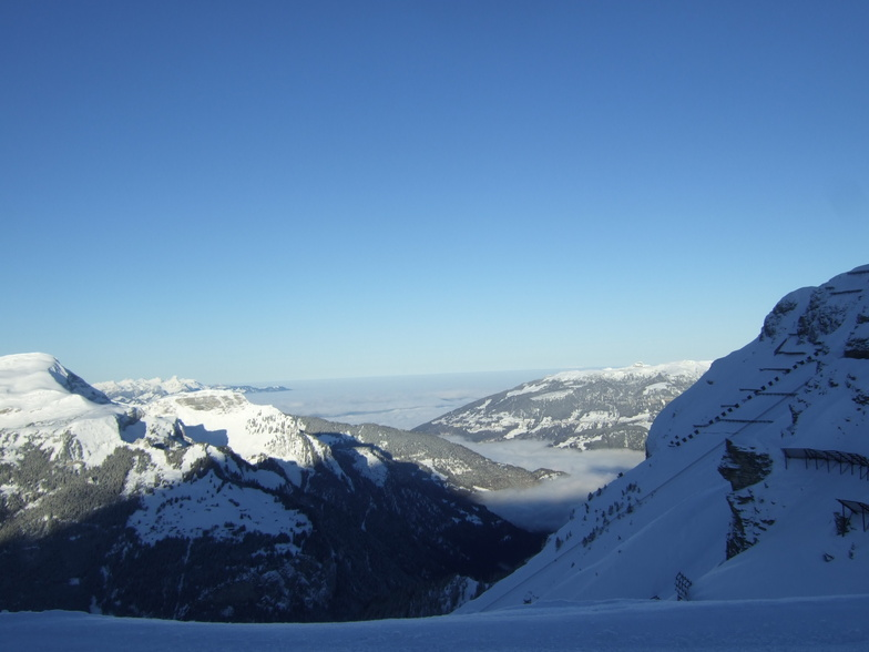 Another perfect day, Wengen