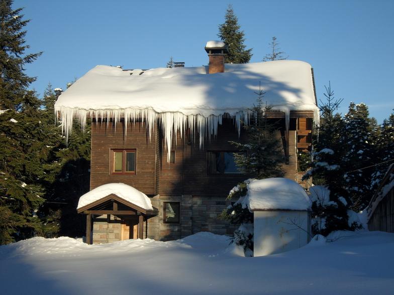 lovely cottage, Borovets