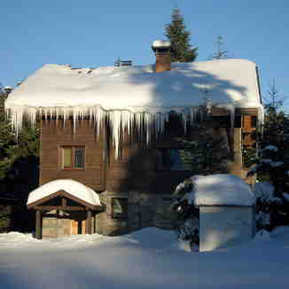 lovely cottage, Borovets