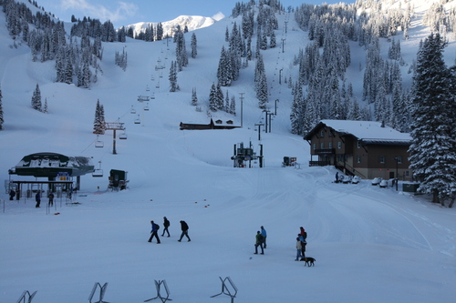 Alta Ski Resort by: Keith Dezen