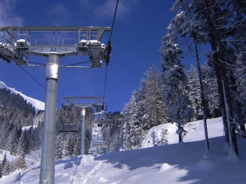 Söll Ski Resort by: Michael O'Donnell