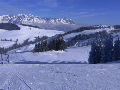 Scheffau Ski Resort by: Michael O'Donnell