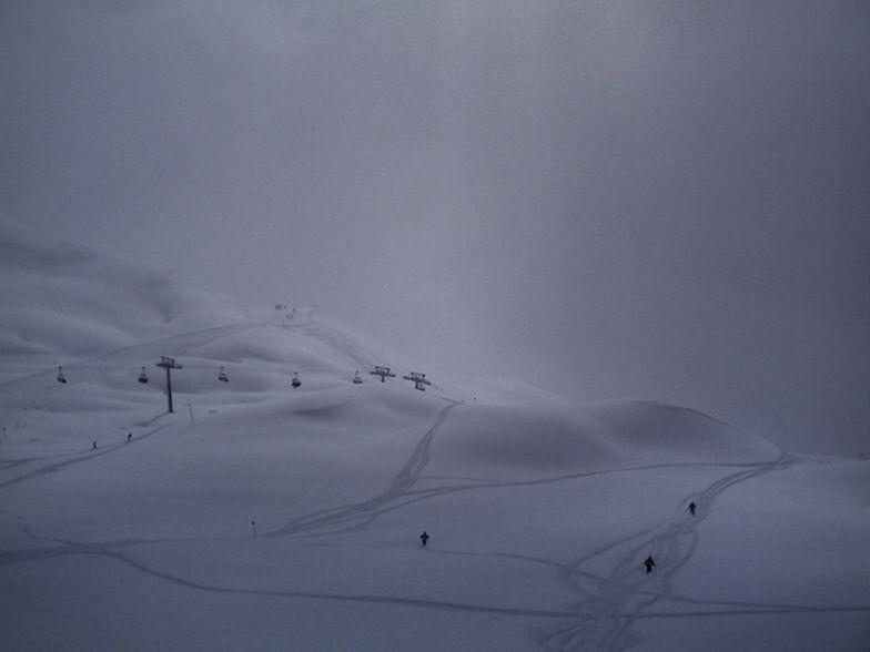 Powder day!!, St. Anton