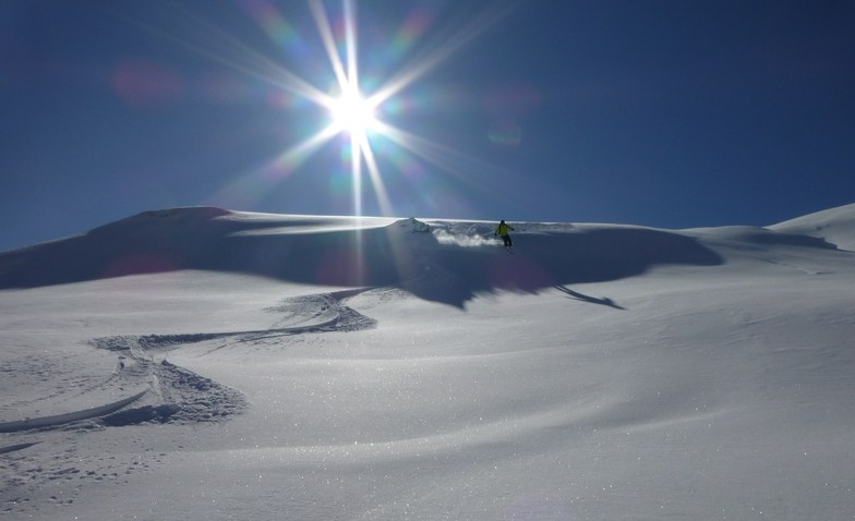 Spring skiing, Hochzillertal-Kaltenbach