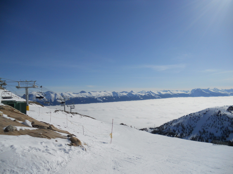 Ocean of Clouds, Marmot Basin