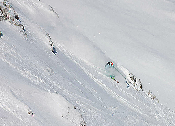 Passo Fedaia/Marmolada (Pian dei Fiacconi) snow