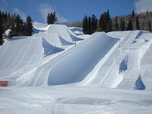Super Pipe, Buttermilk photo
