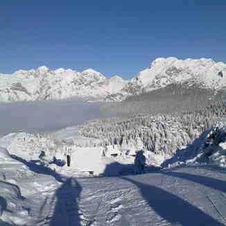always beautiful..., Velika Planina