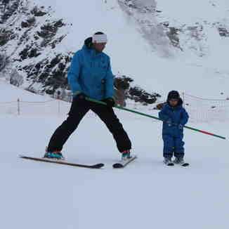ski  en famille, Saint-Sorlin d'Arves (Les Sybelles)