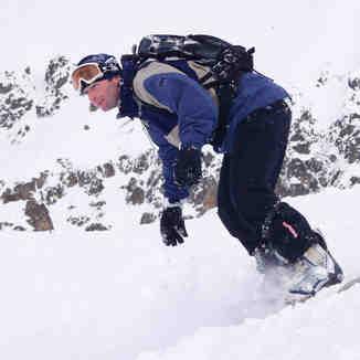 Isola 2000 Snowboarding