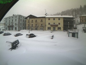 Snow in Frassinoro Piandelagotti photo