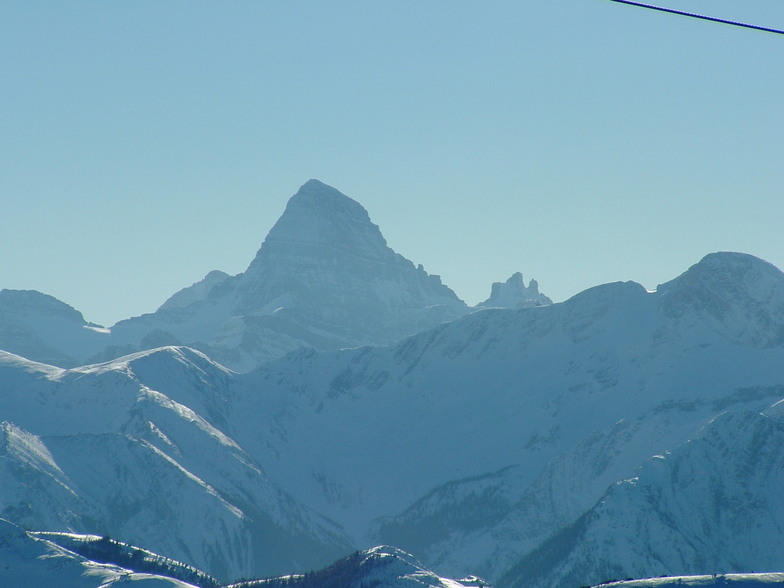 Mt Asisinaboin, Banff Mt Norquay