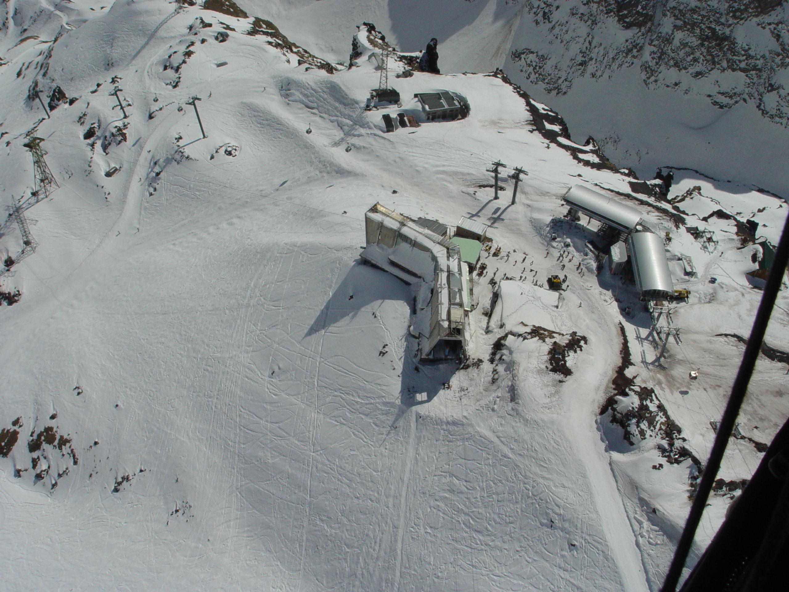 Krugozor, Mt Elbrus